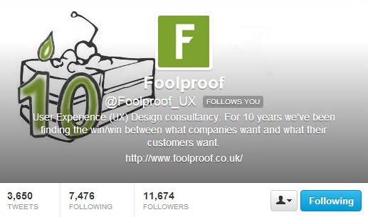 foolproof-ux